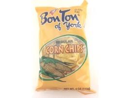 BONTON CORN CHIP, 4OZ