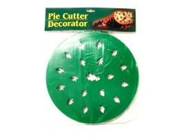 "PIE CUTTER/DECORATOR, 9"""