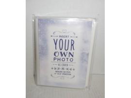 Photo Album, Holds 48 4x6 Photo