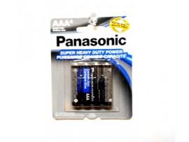 Batteries AAA 4pk. Panasonic H/D