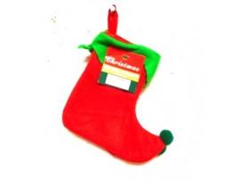 Xmas Stocking, Mini Elf 2pk